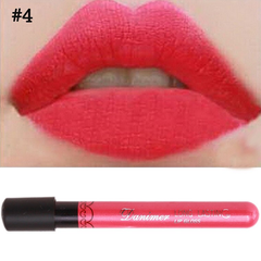 Matte Lip Gloss Glamorous #4,  - My Make-Up Brush Set, My Make-Up Brush Set  - 10
