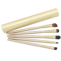 5 Piece Professional Eyeshadow Brush Set , Makeup Brush - My Make-Up Brush Set, My Make-Up Brush Set  - 8