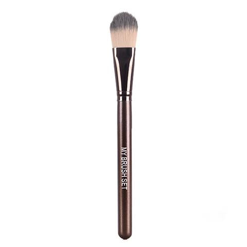 Foundation Brush , Make Up Brush - MyBrushSet, My Make-Up Brush Set  - 2