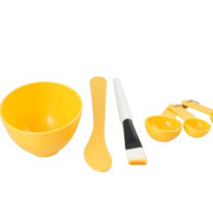 Facial Mask Mixing Bowl Set , Beauty Blender - My Make-Up Brush Set, My Make-Up Brush Set  - 3