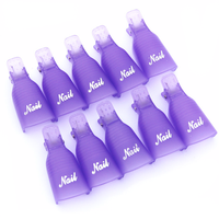 Gel Nails Remover Caps