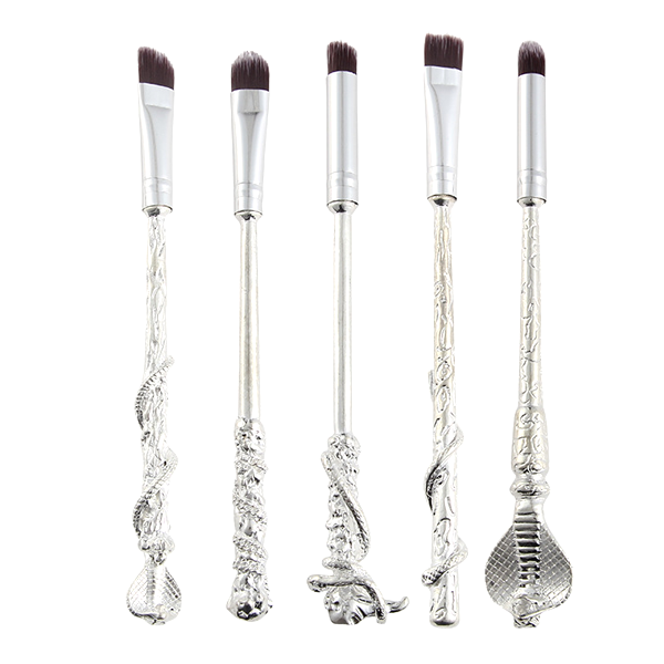 Silver Polish Magic Brush Set