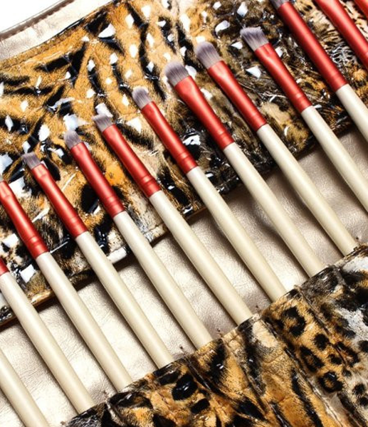 Fierce Tiger 24 Piece Brush Set , Make Up Brush - My Make-Up Brush Set, My Make-Up Brush Set  - 2