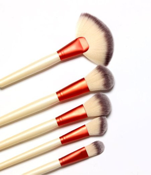 Fierce Tiger 24 Piece Brush Set , Make Up Brush - My Make-Up Brush Set, My Make-Up Brush Set  - 4