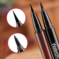 Twist and Turn Waterproof Liquid Eyeliner Pen ,  - My Make-Up Brush Set, My Make-Up Brush Set  - 2
