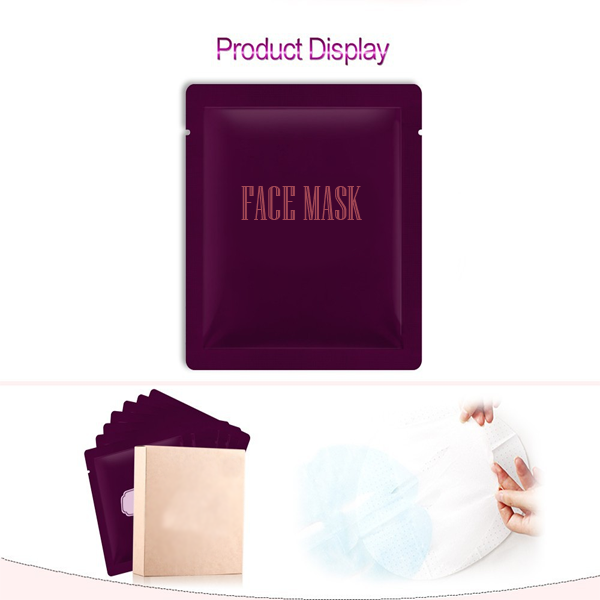 Black Rose Anti-Ageing Face Mask