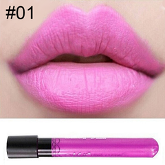 Matte Lip Gloss Fuschia #01,  - My Make-Up Brush Set, My Make-Up Brush Set  - 8