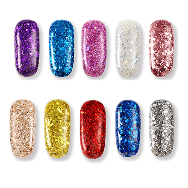 Nail Art Glitter Powder