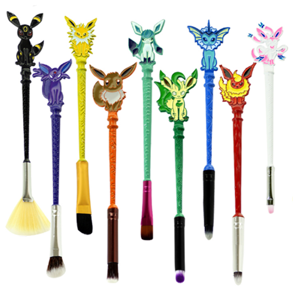 Pokemon Inspired Brush Set