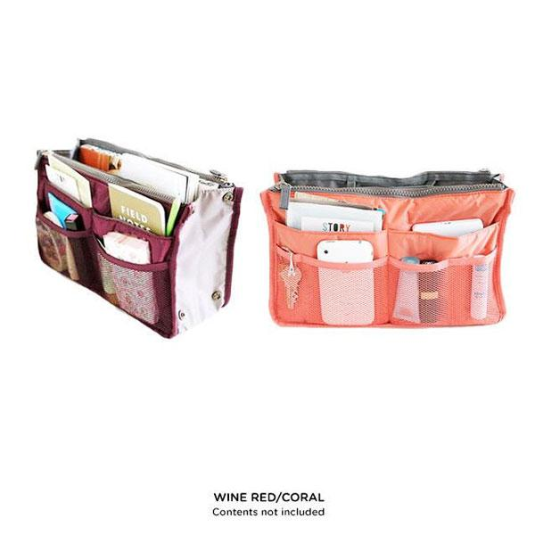 Slim Bag Purse Organizer
