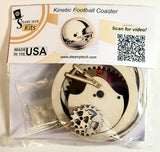 Football Coaster Kit