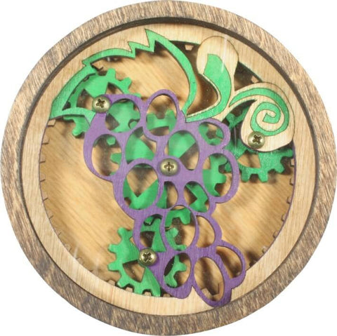 Planetary Gear Grape Coaster