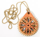Cathedral Planetary Gear Pendant