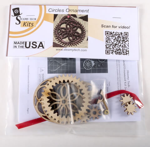 Circles Ornament Kit