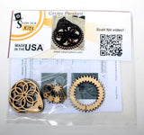 Circles Planetary Gear Pendant Kit