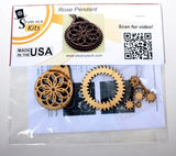 Rose Planetary Gear Pendant Kit