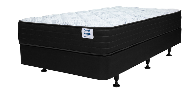 Comfi Original Mattress with base bed set pocket spring foam