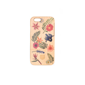 Flowy Maple iPhone Series