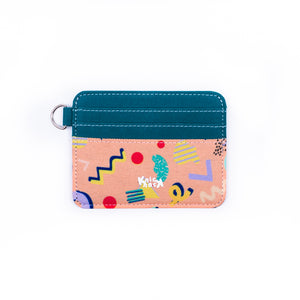 Card Case Memphis Cream