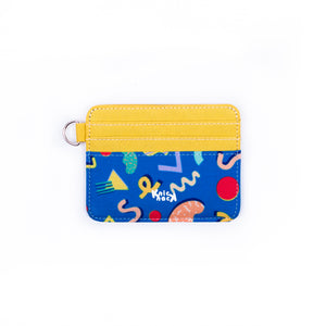 Memphis Yellow Card Case