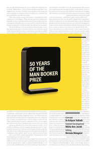 50 YEARS OF THE MAN BOOKER PRIZE