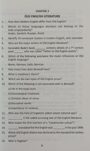 A Q-A Book To A Contemporary Encyclopedia of English Literature