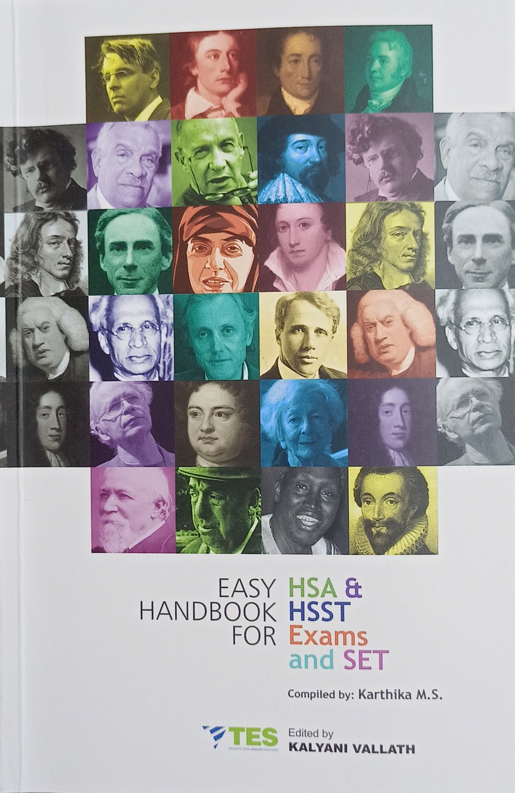Easy Handbook for HSA, HSST Exams and SET