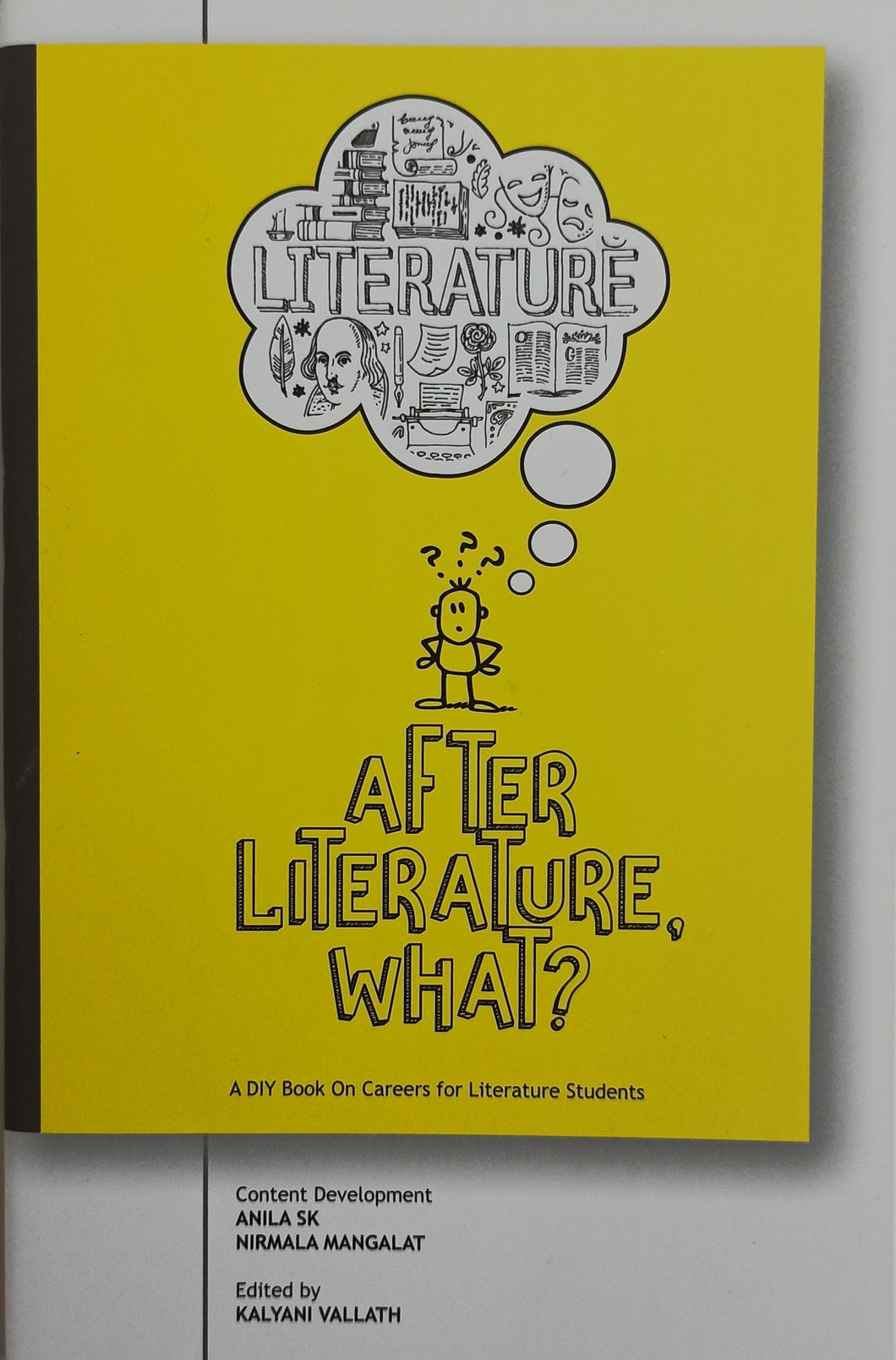 After Literature What?