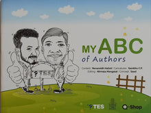Load image into Gallery viewer, MY ABC of Authors