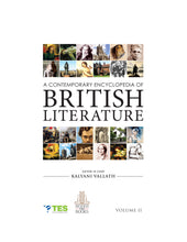 Load image into Gallery viewer, A Contemporary Encyclopedia of British Literature Volume Two
