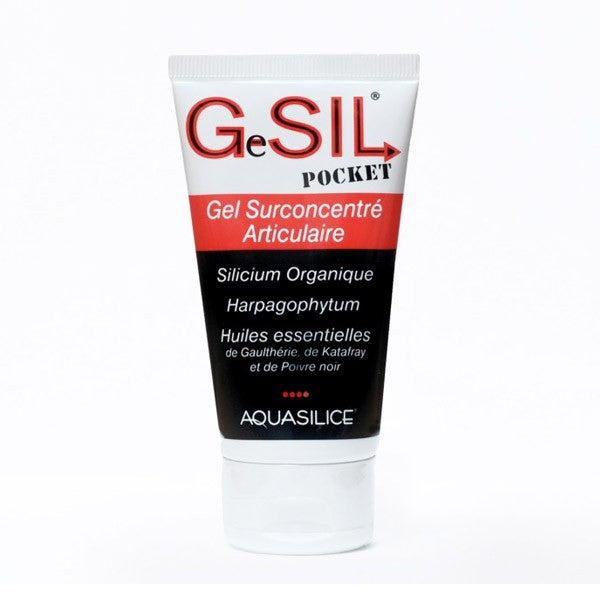 GeSIL Pocket - Gel Surconcentré Articulaire-50ml- Abiocom - [shop_name1. Phytospagyrie N°15  Stimulant physique et mental -300ml-Vecteur energy]