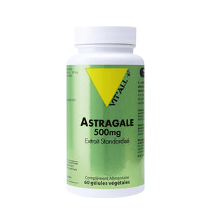 Astragale 500mg-60 gélules-Vit'all+