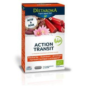 Action transit Bio - 45 comprimés-Dietaroma - [shop_name1. Phytospagyrie N°15  Stimulant physique et mental -300ml-Vecteur energy]