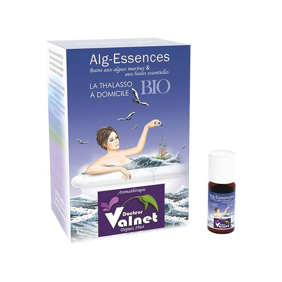 ALG-ESSENCES bio-6sachets-Valnet - [shop_name1. Phytospagyrie N°15  Stimulant physique et mental -300ml-Vecteur energy]