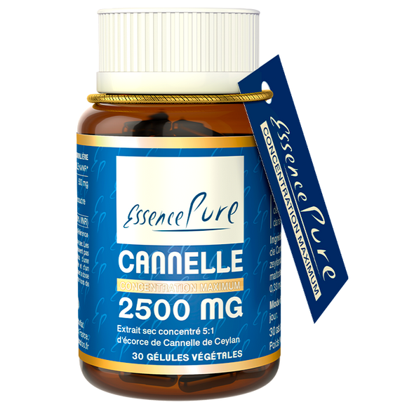 Cannelle -2500 MG-Api nature