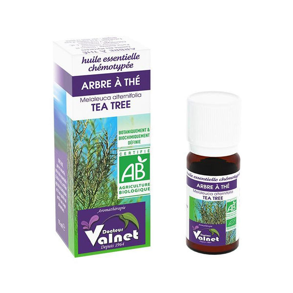 TEA TREE bio (arbre à thé)-10ml-Valnet - [shop_name1. Phytospagyrie N°15  Stimulant physique et mental -300ml-Vecteur energy]