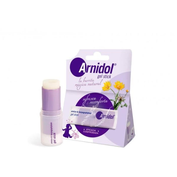 Gel Stick Arnidol Coups et Bosses - Gel Stick de 15g-Phyto-actif - [shop_name1. Phytospagyrie N°15  Stimulant physique et mental -300ml-Vecteur energy]
