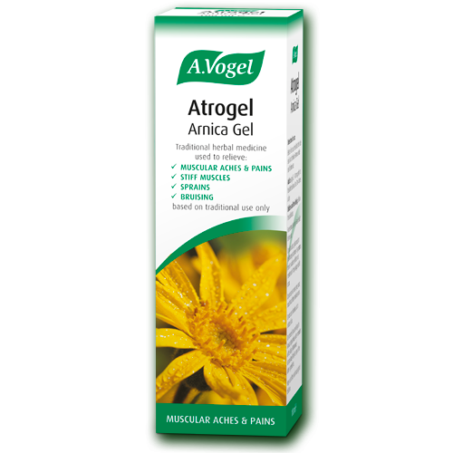 Gel À L'Arnica Articulations Relaxant Flacon- 100ml-Vogel - [shop_name1. Phytospagyrie N°15  Stimulant physique et mental -300ml-Vecteur energy]