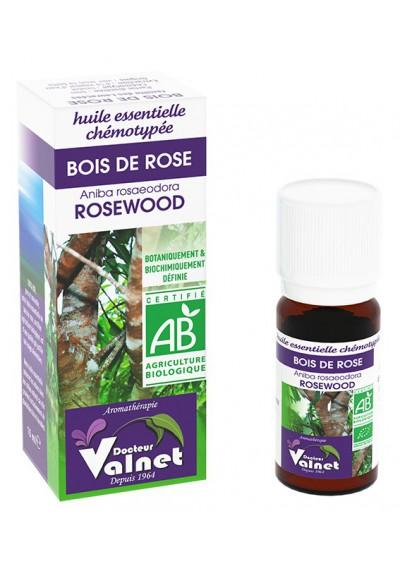 BOIS DE ROSE bio-10ml-Valnet - [shop_name1. Phytospagyrie N°15  Stimulant physique et mental -300ml-Vecteur energy]