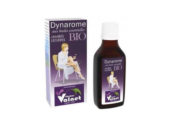 Dynarome Bio - 100 ml- Valnet - [shop_name1. Phytospagyrie N°15  Stimulant physique et mental -300ml-Vecteur energy]
