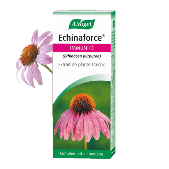 EPF Echinacea-50ml-Vogel - [shop_name1. Phytospagyrie N°15  Stimulant physique et mental -300ml-Vecteur energy]