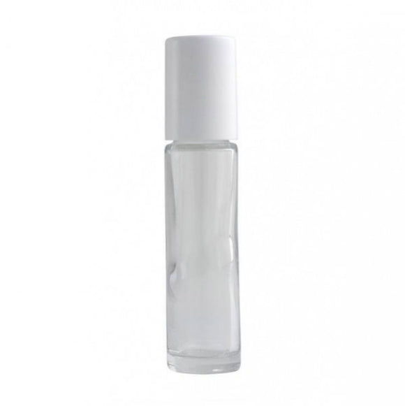 Flacon stick-bille en verre -10 ml