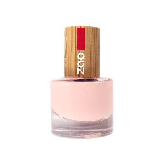 French Manucure Bio - Soin des ongles 642 Beige- 8 ml - Zao Make-up - Boutique Pleine-Forme