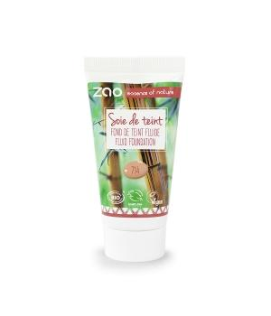 Recharge Soie de Teint 714 Beige Naturel 30ml-Zao Make up - Boutique Pleine-Forme