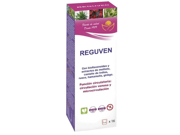 Reguven -250ml- Bioserum - [shop_name1. Phytospagyrie N°15  Stimulant physique et mental -300ml-Vecteur energy]