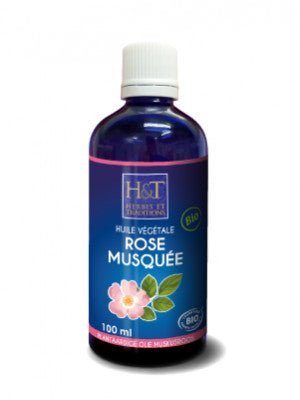 Rose musquée bio-100ml-Herbes et traditions