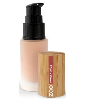 Soie de Teint 714 Beige Naturel- 30ml-Zao Make up - Boutique Pleine-Forme