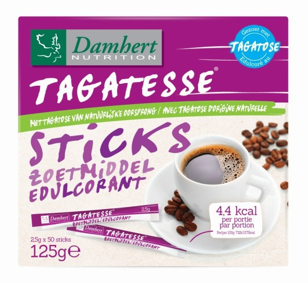 TAGATESSE TAGATOSE 50 Sticks pour diabétique - [shop_name1. Phytospagyrie N°15  Stimulant physique et mental -300ml-Vecteur energy]