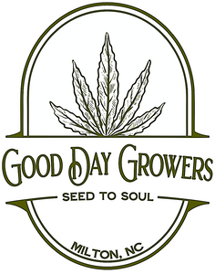 Good Day Growers, Seed to Soul CBD Products, North Carolina Organic products, CBD, tinctures, pre-rolls, Hemp, Pet products