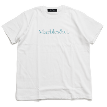MARBLES&CO TEE / MCS-S20SP19